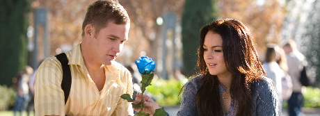 "Lindsay Lohan and Brian Geraghty in ""I Know Who Killed Me"""